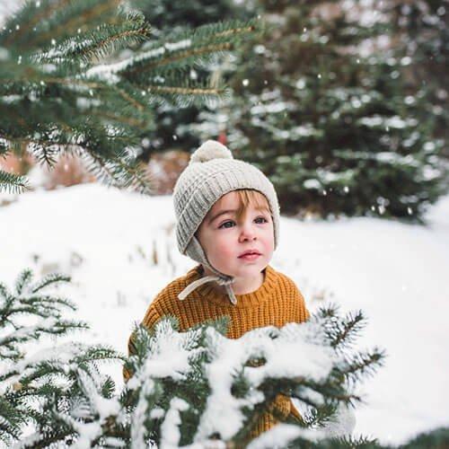 Kışın Bebeğimi Nasıl Giydirmeliyim